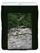 Rushing Creek Duvet Cover