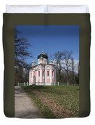 Russian Church Duvet Cover