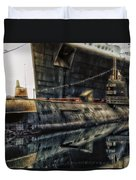 Russian Submarine Extreme Duvet Cover