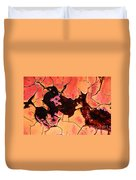 Rust And Paint - 519 Duvet Cover