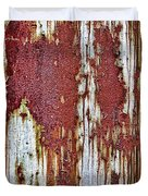 Rusted Duvet Cover