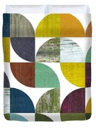 Rustic Rounds 3.0 Duvet Cover