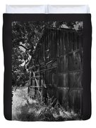 Rustic Shed 6 Duvet Cover