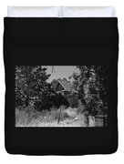 Rustic Shed 7 Duvet Cover