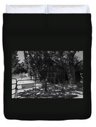 Rustic Shed 8 Duvet Cover
