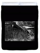 Rustic Shed 9 Duvet Cover