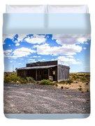 Rustic Store Duvet Cover