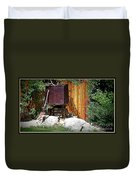 Rustic Times Duvet Cover
