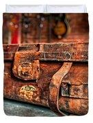 Rustic Trunk Duvet Cover