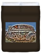 Rusty Old American Dreams - 4 Duvet Cover
