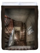 Rusty Stairs Duvet Cover