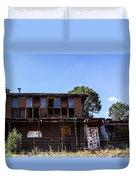 Rv Camprground Duvet Cover