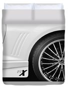 Rx Camaro Duvet Cover
