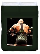 Ryback Feed Me More Duvet Cover