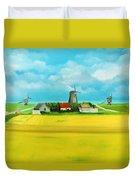 Saaremaa Island Estonia Duvet Cover