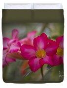 Sabi Star - Desert Rose Garden Of Dreams Hawaii Duvet Cover