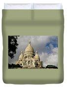 Sacre-coeur Duvet Cover