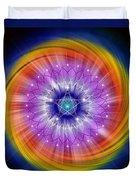 Sacred Geometry 244 Duvet Cover