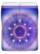 Sacred Geometry 69 Duvet Cover