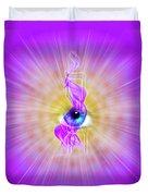 Sacred Geometry 71 Duvet Cover