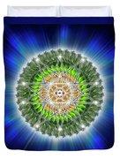 Sacred Geometry 75 Duvet Cover