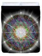 Sacred Geometry 89 Duvet Cover