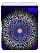 Sacred Geometry 97 Duvet Cover