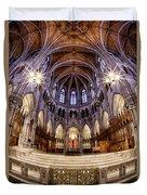 Sacred Heart Sanctuary Duvet Cover