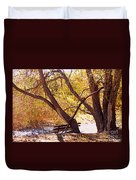 Sacred Place Duvet Cover