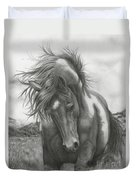 Sacred Stomping Grounds Duvet Cover
