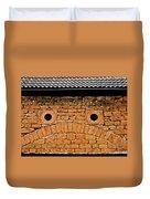 Toad Garage Duvet Cover