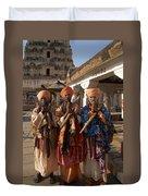 Sadus Holy Men Of India Duvet Cover