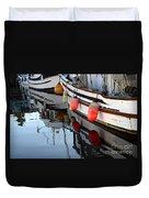 Safe Harbour Duvet Cover
