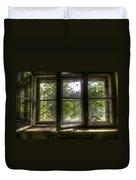 Safe Window Duvet Cover
