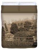 Sagamihara Asamizo Park 16b Duvet Cover