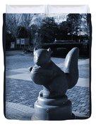 Sagamihara Asamizo Park 5f Duvet Cover