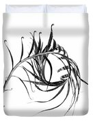 Sago Swirl Duvet Cover
