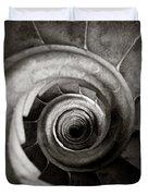 Sagrada Familia Steps Duvet Cover