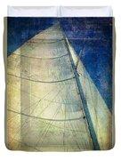 Sail Texture Duvet Cover