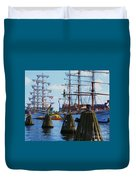 Sailabration Baltimore Duvet Cover