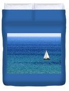 Sailboat 2 Duvet Cover