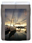 Sailed In Duvet Cover