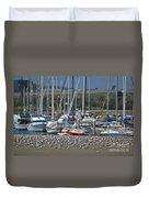 Sailing Sailing Duvet Cover