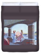 Sailor's Watch Duvet Cover