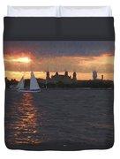 Sailray Duvet Cover