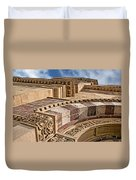 Saint Francis Cathedral #1 Duvet Cover