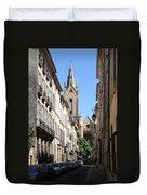 Saint Jean De Malte - Aix En Provence Duvet Cover