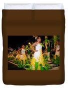 Saint John Festival Duvet Cover