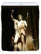 Saint John The Baptist Duvet Cover