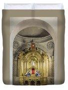 Saint Joseph Cathedral Duvet Cover